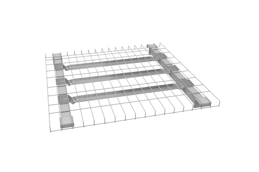 Hard wire mesh